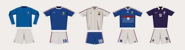 2014法國球衣