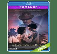 La Excepcion a la Regla (2016) Full HD BRRip 1080p Audio Dual Latino/Ingles 5.1