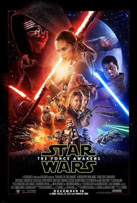 Au cinéma : Star Wars - Le Réveil de la Force