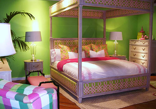 Living Livelier: Lilly Pulitzer Furniture Collection
