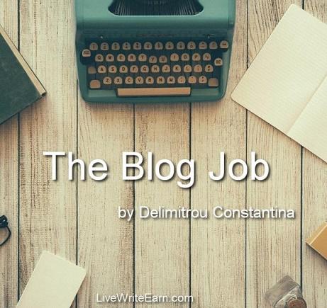 Οδηγός / E-book: The Blog Job