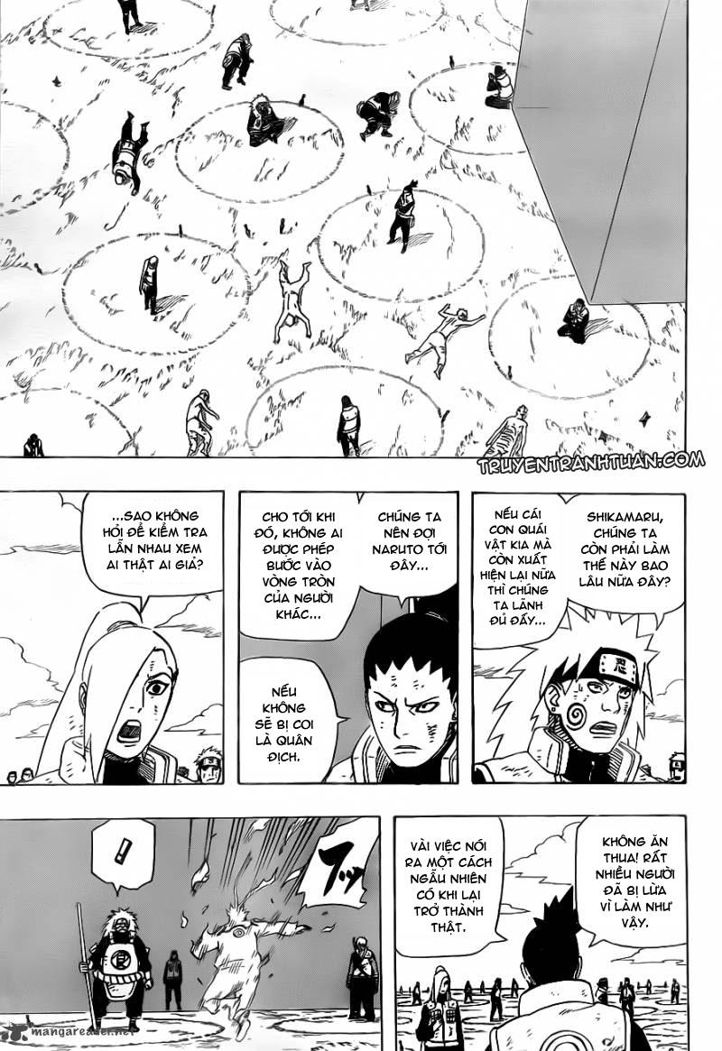 Naruto - Chapter 558 - Pic 11