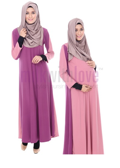 dress menyusu, breastfeeding