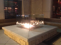 Buckhead, GA: Outdoor fire pit