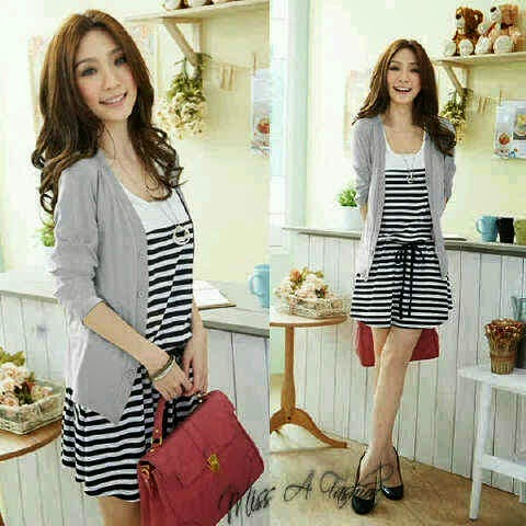 SUNDRESS CARDY MISTY GROSIR ONLINE