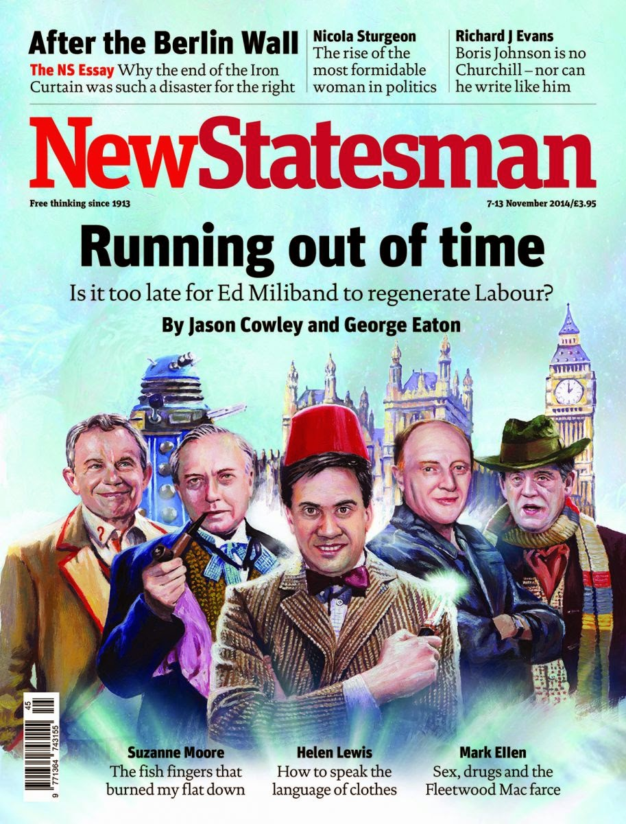 Not a sheep: Which Labour leader is which Doctor Who?