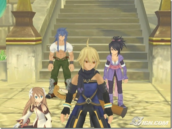 Eric Baskin S 3 Star Review Tales Of Symphonia Dawn Of The New World