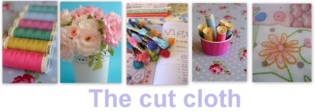 The cut cloth