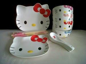 Peralatan Rumah Tangga Hello Kitty