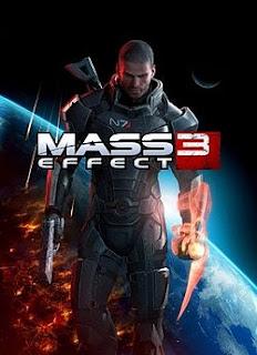 Mass Effect 3 Cover art