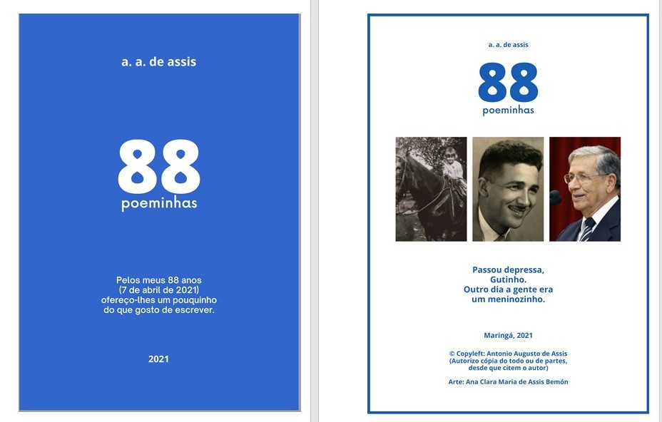 88 poeminhas