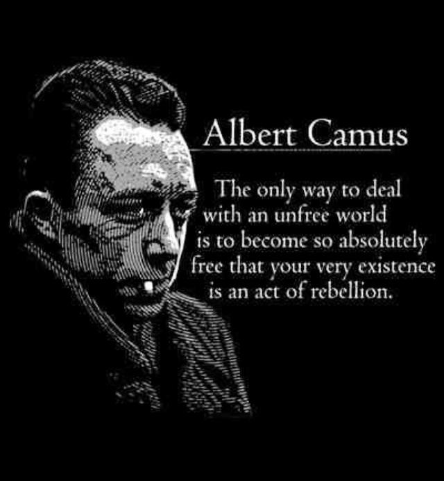 albert camus and existentialism essay