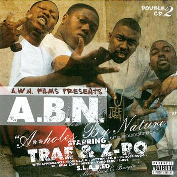 Trae_And_Z-Ro-Assholes_By_Nature-2CD-2003-RAGEMP3