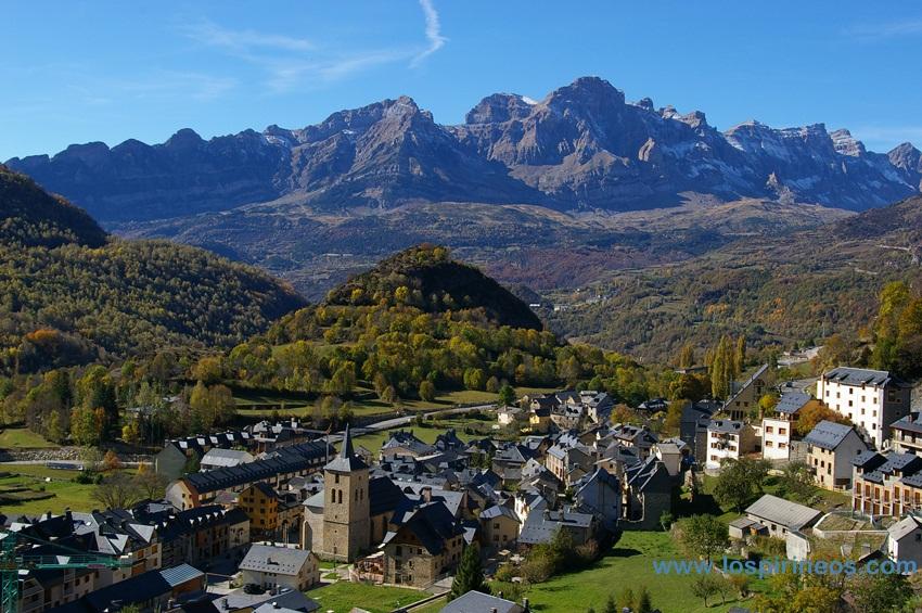 Pirineo Aragones Spain  City pictures : paisajes del mundo: Pirineo aragonés Torla Huesca. España