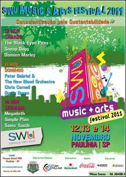 download Festival de Música e Sustentabilidade SWU Noite 1, 2 e 3 Completo Show
