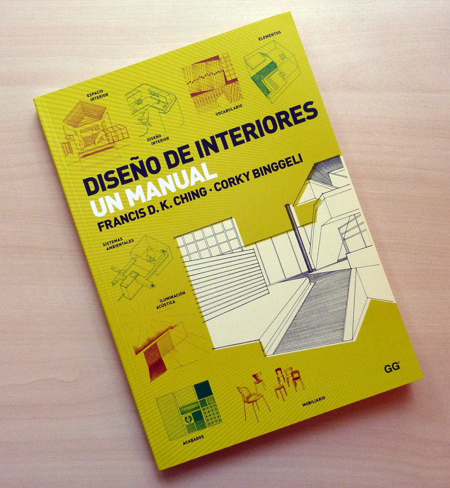 podio dise o de interiores un manual