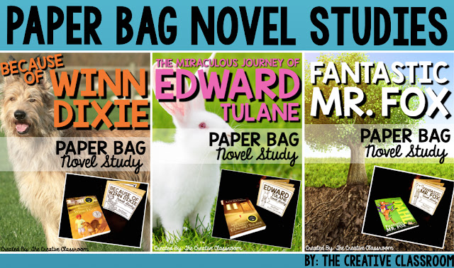 Paper Bag Novel Studies
