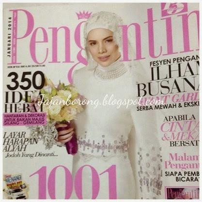 Majalah Pengantin Jan 2014