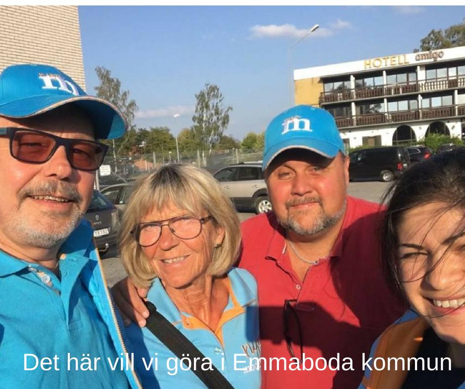 Handlingsprogram för Emmaboda kommun