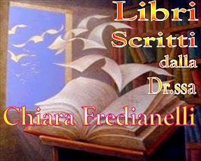 Libri Scritti dalla Dr.ssa Chiara Fredianelli