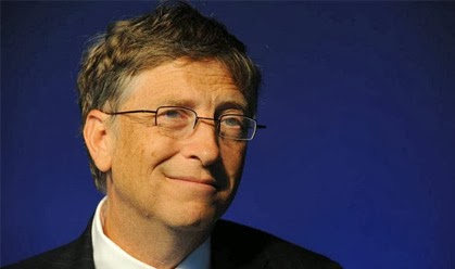 Bill Gates volta a ser o mais rico do mundo, com US$ 72 bilhões