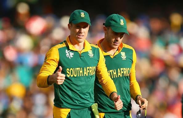 South Africa won over Sri Lanka, in to semi finals