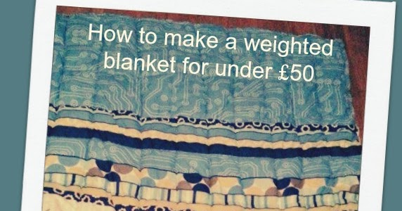 Hearts And Minds How To Make A Weighted Blanket For Under 163 50