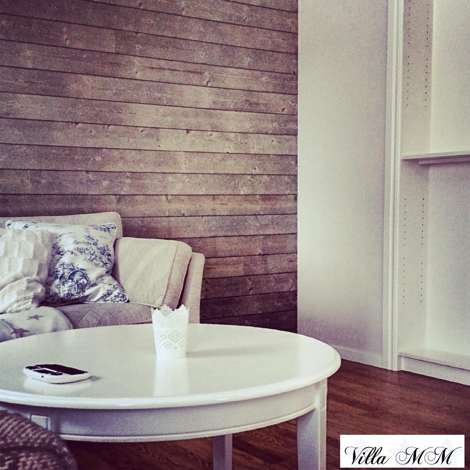 Villa mm   en dröm blir till verklighet: nytt i vardagsrummet