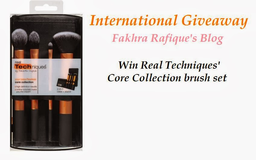 International Giveaway on my Blog