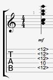 Guitar Chords With Harmonics Aminor9