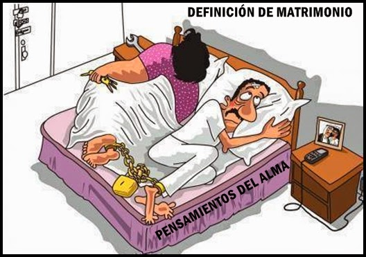 Matrimonio Definicion : Pensamientos del alma definiciÓn de matrimonio