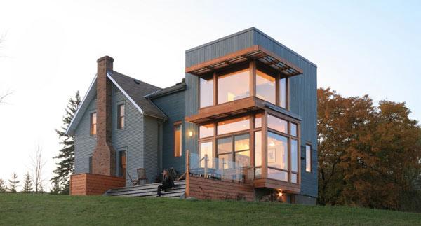 Hemos reunido una lista de 30 ventanas de esquina modernas que sirvan como  inspiración para su proyecto arquitectónico futuro 890b411530ab