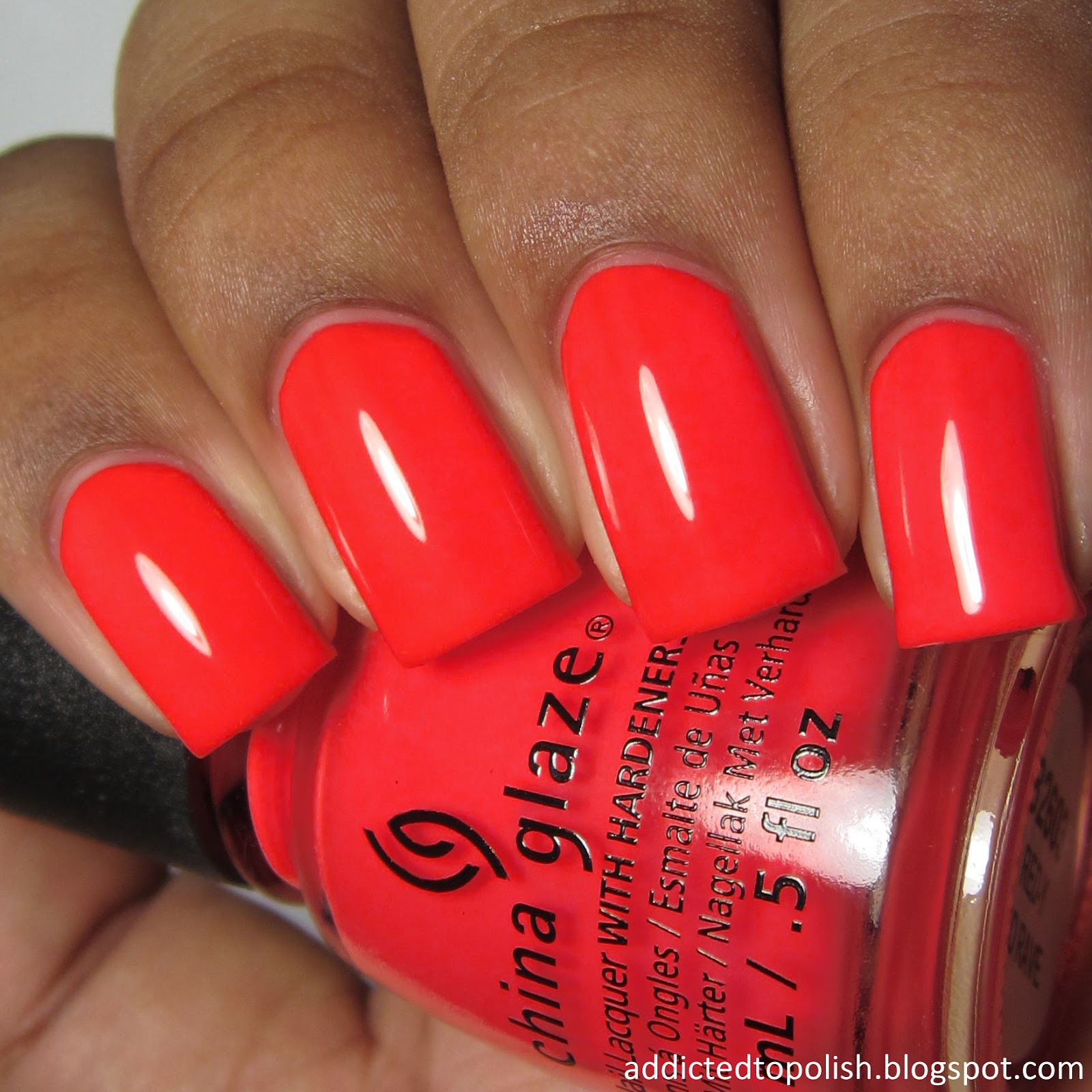 china glaze redy to rave summer 2015 electric nights