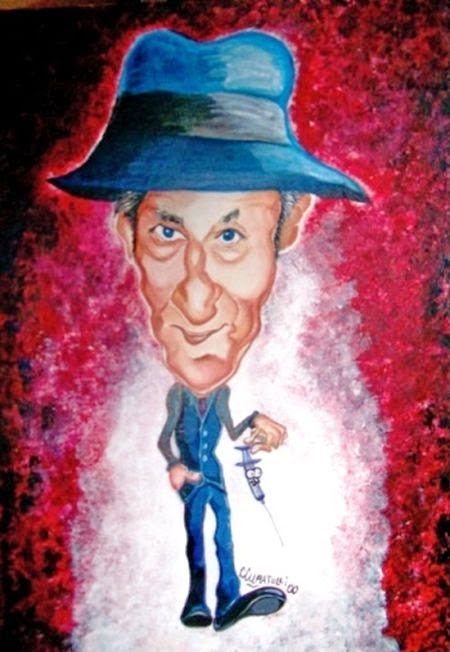 Homenaje a W. S. Burroughs