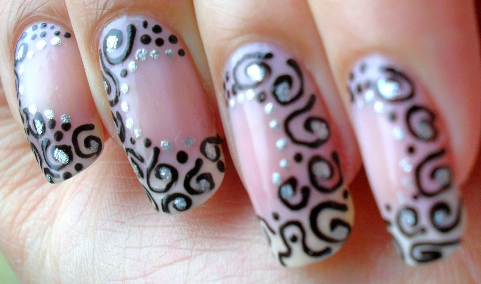 Nail art ideas for real nails   Nail Art and Tattoo Design Ideas for ...