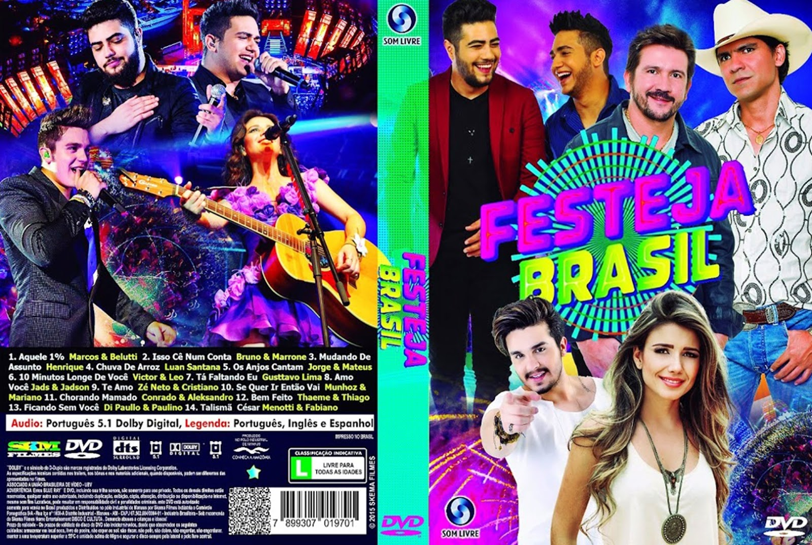 Download Festeja 2016 DVD-R Festeja 2B2016 2BDVD 2B  2BXANDAODOWNLOAD