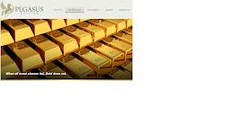 Gold pegasus
