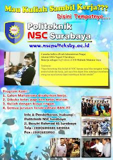 Camelia Safitra Alumni SMAN 9 Surabaya