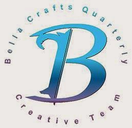 I am a Designer on the  Bella Crafts Creative Team
