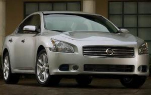 Nissan Maxima Car Wallpaper