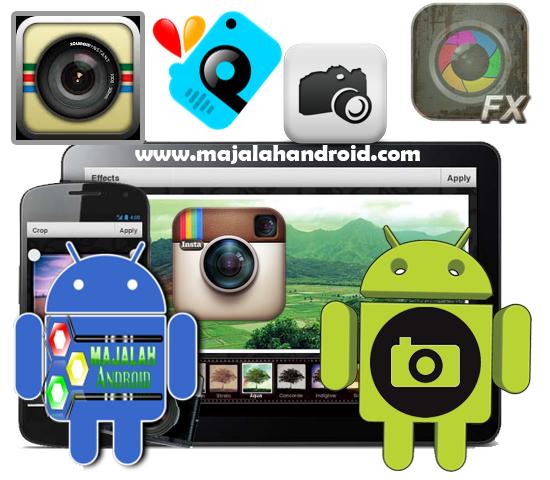 Kumpulan Aplikasi Fotografi dan Edit Photo Android Terlengkap