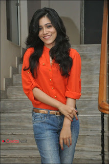 Ghazal Latest Picture Gallery in Jeans at Jagame Maya Telugu Movie Logo Launch ~ Celebs Next