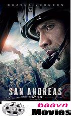 San Andreas (2015) Hindi Dubbed