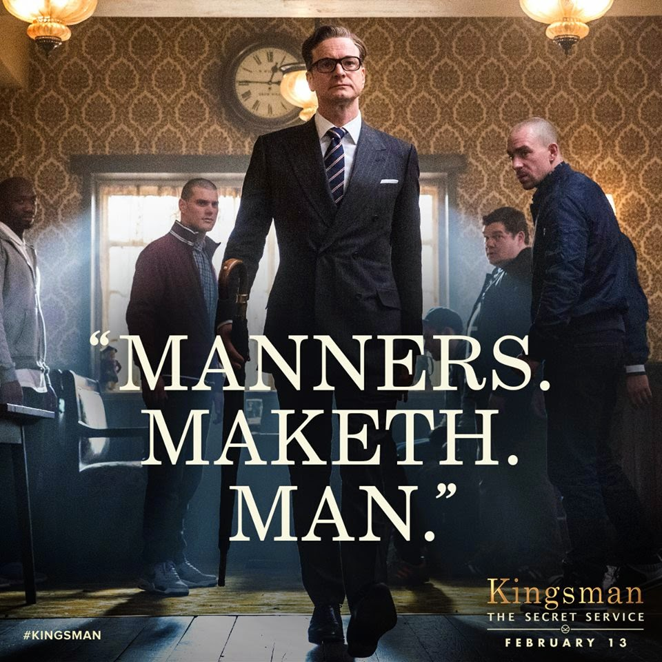 kingsman the secret service soundtracks-henry jackman-matthew margeson-manners maketh man