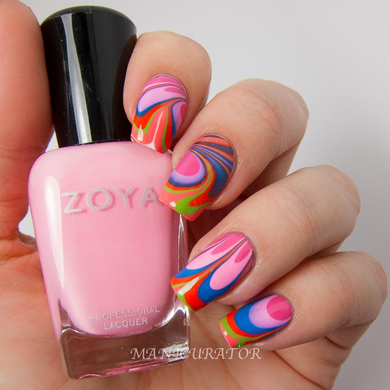 Zoya-Tickled-Watermarble-Nail-Art-Kitridge