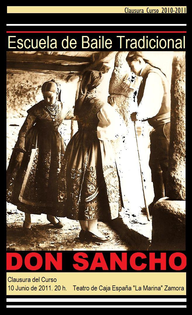 DON SANCHO. Difusión de la Cultura Tradicional de Zamora ... - photo#16