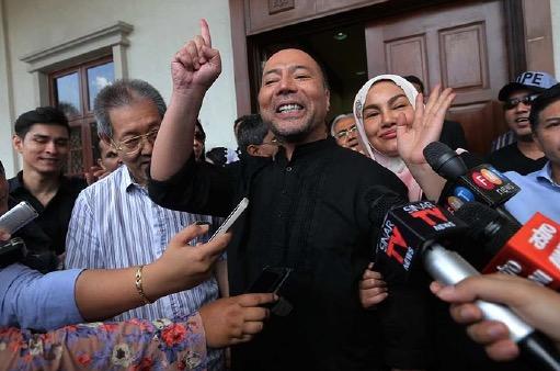 Tuduhan terhadap Khairuddin, Matthias tidak mengikut SOSMA - Mahkamah Tinggi