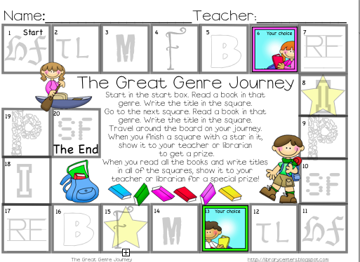 Worksheets Reading Games reading games for your students library learners students