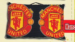 balmut/ bantal selimut Manchester united fata