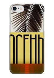 #FE Чехол для iPhone 7 глянцевый